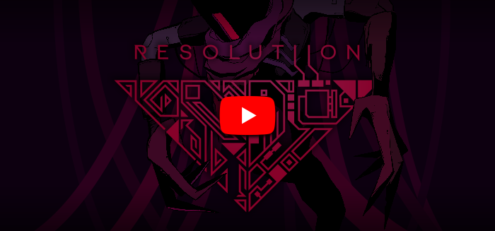 Resoluttion Teaser on YouTube
