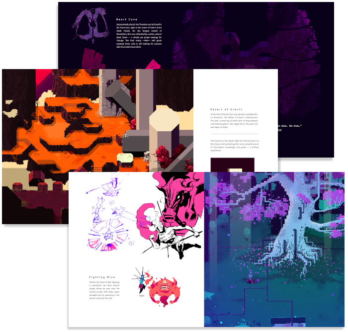 Pages from Polychromatic